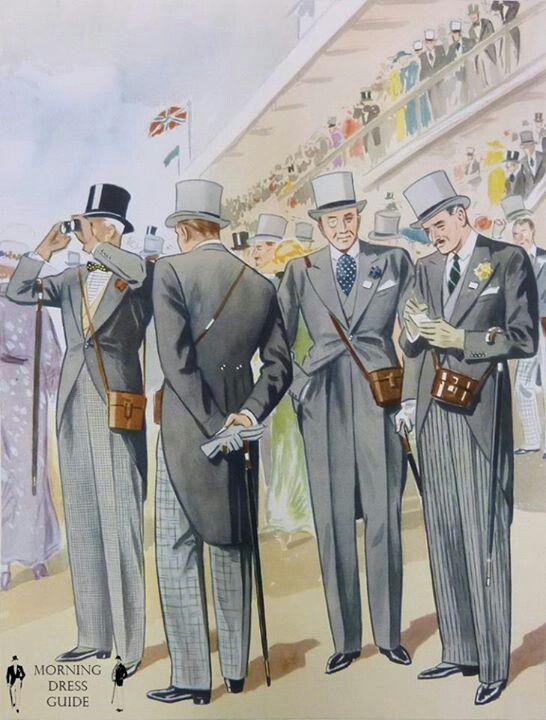 1920 menswear
