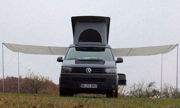 Машина для отдыха на природе