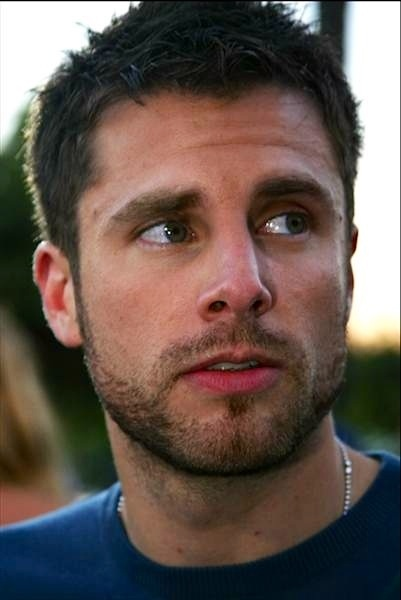 James Roday next to Jared Leto he's my 2nd celeb guy I would go for =)