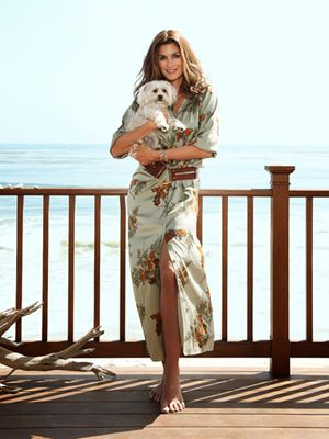 Get A Peek Inside Cindy Crawford 39 S Home Beaches Fun And Home