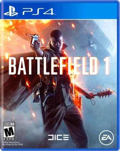 New-Battlefield-1-PlayStation-4-Video-Game-Electronic-Arts-Free-Fast-Shipping