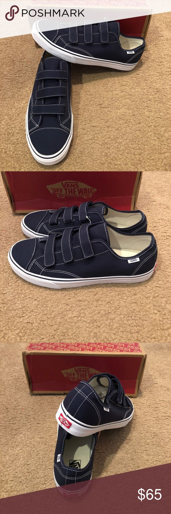 Vans otw palomar textile shoes blue white dress