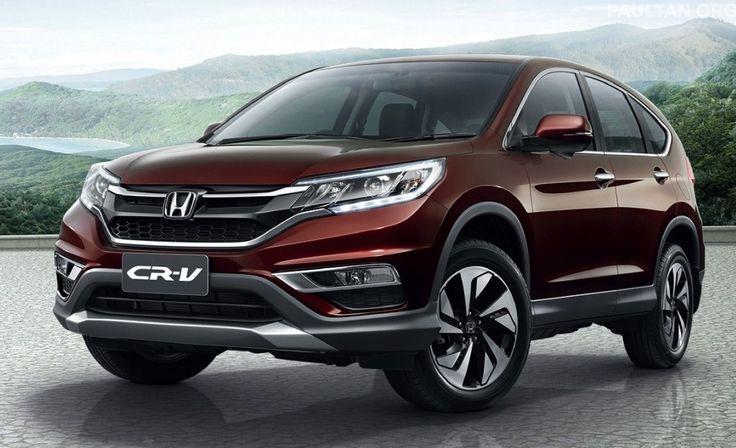 Car Reviews Honda Crv