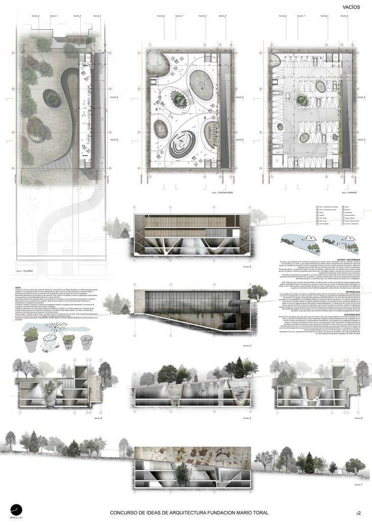 Mención Honrosa Concurso de Ideas Museo Mario Toral by MEMA Arquitectos (Colombia) + SCL Arquitectos (Chile) + GRX Arquitectos (España) – Plataforma Arquitectura: