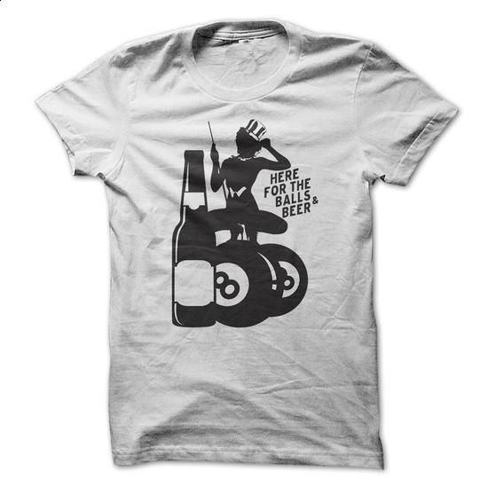 Balls And Beer - wholesale t shirts #tee #style