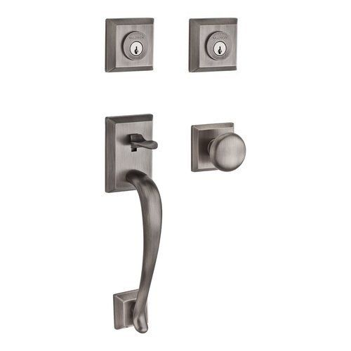 View the Baldwin DC.NAP Napa Keyed Entry Double Cylinder Handleset at Build.com.