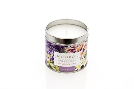 Rosewood & Velvet Moss Candle -Top Notes: Pear, Armoise, & Citrus  Mid Notes: Amber, Lavender & Jasmine  Base Notes: Vanilla, Sandalwood & Musk