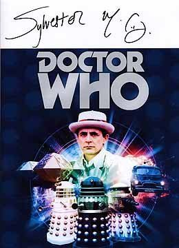 SYLVESTER McCOY (Doctor Who) 8.5x11 Male Celebrity Photo Signed In-Person @ niftywarehouse.com #NiftyWarehouse #DoctorWho #DrWho #Whovians #SciFi #ScienceFiction #BBC #Show #TV