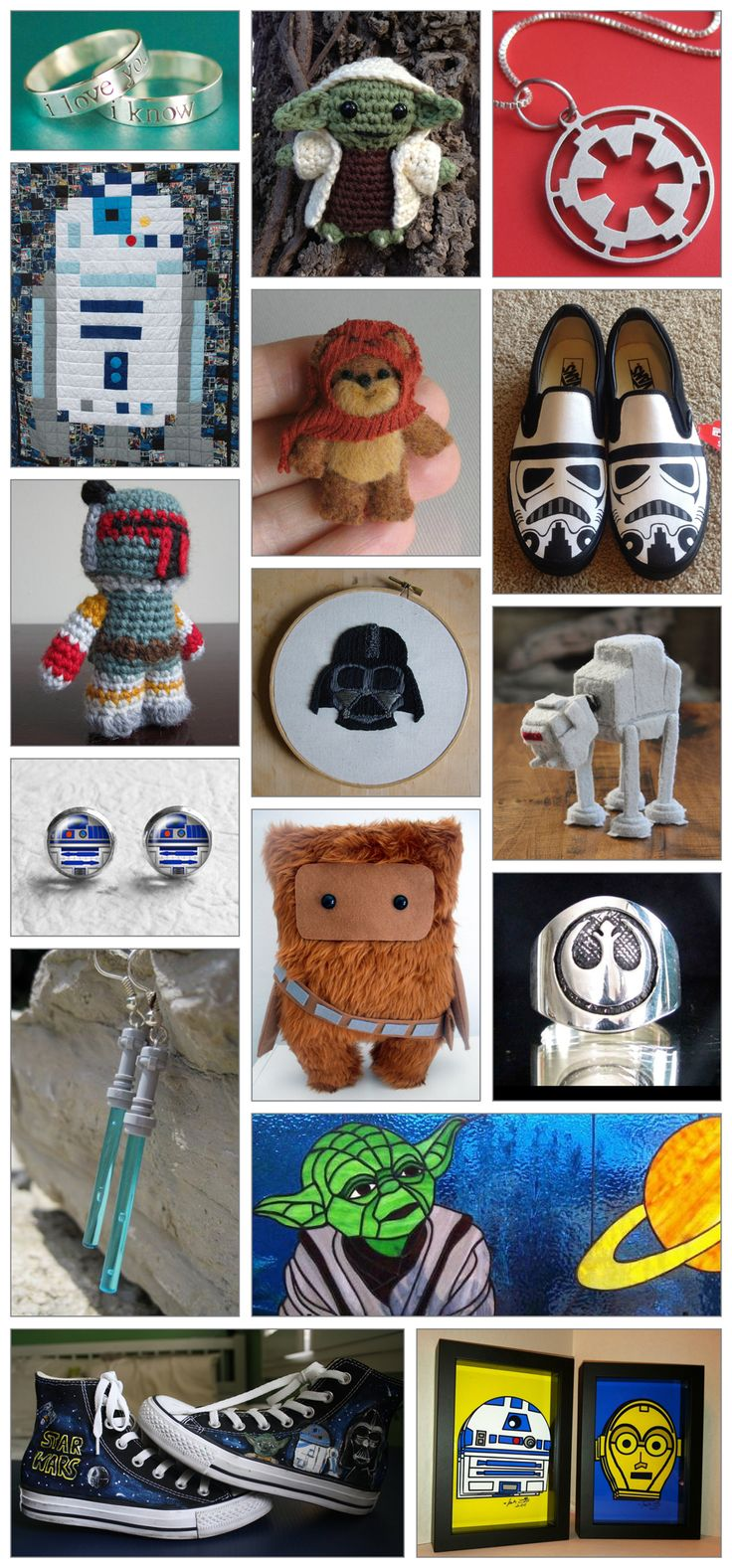 May the Fourth Be With You! (Star Wars crafts for May 4th)