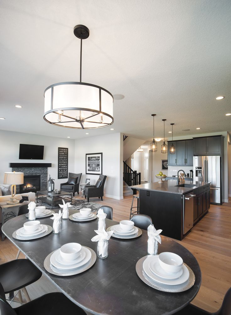 The Sherrington Dinning Room Trico Homes Check Out New Built By