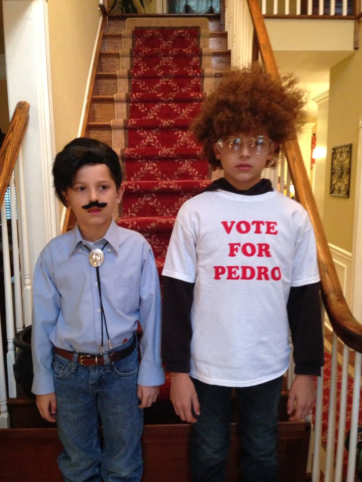 Vote For Pedro And All Your Wildest Dreams 101 best Halloween Cos...