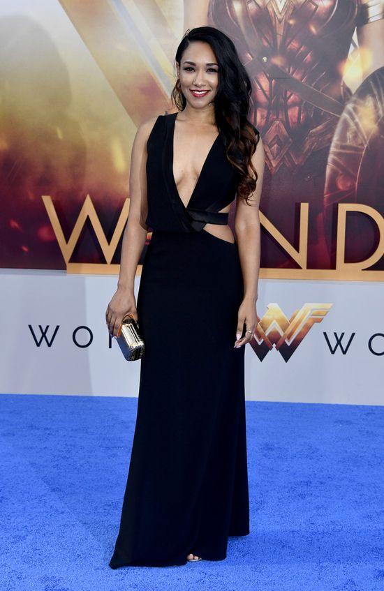 "Candice Patton at the ""Wonder Woman"" L.A. Premiere"
