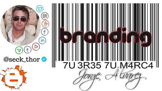 El personal branding by Jorge Álvarez