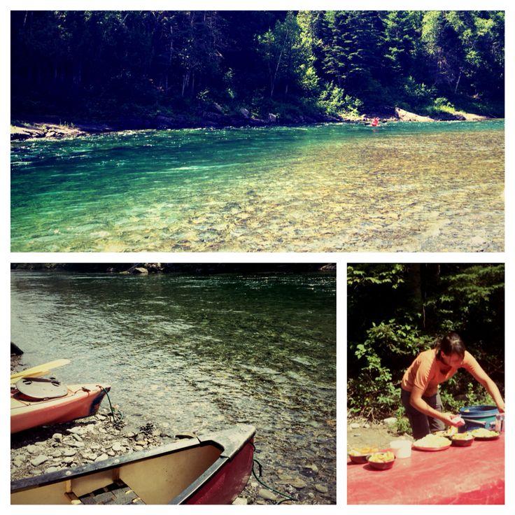 Randonnée Kayak a Bonaventure