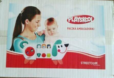 #streetcom #playskool #mojpierwszyprzyjaciel https://www.facebook.com/photo.php?fbid=1731362660458663&set=p.1731362660458663&type=3&theater
