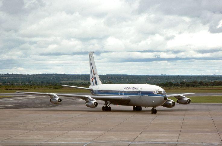 Air Rhodesia Boeing 720 (6068614006) - Boeing 720 - Wikipedia, the free encyclopedia
