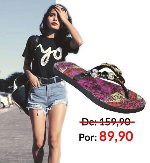 Verão com estilo é com a Bem Amada. Confira os produtos com desconto!  #adoro #adoropresentes #liquidação #promoção #liqui #promo #bemamada #lojavirtual #lojaonline #sandalias #chinelos