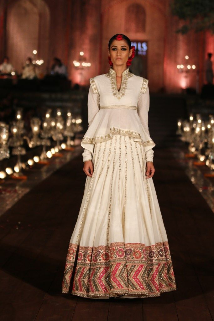 WIFW SS15' Rohit Bal