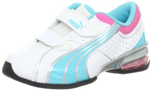 PUMA Cell Tolero 3 V Kids Running Shoe (Toddler/Little Kid) -                     Price:              View Available Sizes & Colors (Prices May Vary)        Buy It Now      PUMA Cell Tolero 3 V Running ShoeGive your little one a sporty look with this fashion sneaker from Puma. The Cell Tolero 3 V features an easy-to-clean synthetic upper with a...