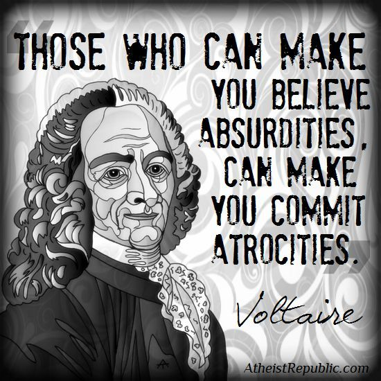 Quotable - Voltaire