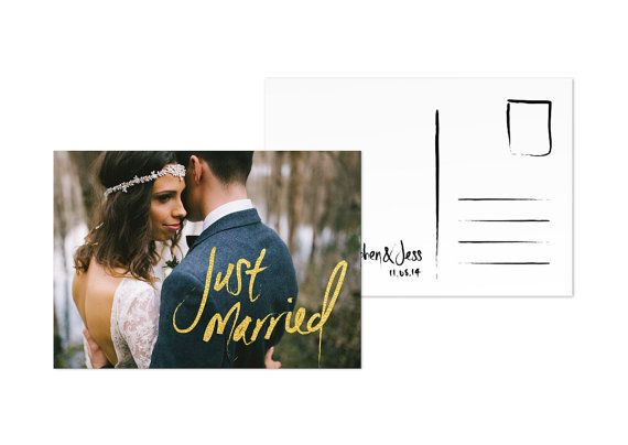 Hey, I found this really awesome gold foil wedding thank you card at https://www.etsy.com/au/listing/468048422/gold-foil-wedding-thank-you-cards