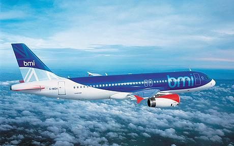 British Midland Airways (bmi) ☆☆☆