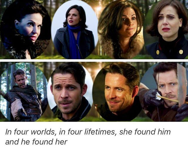 If they aren't True Love I don't know what is. #OutlawQueen (Credit to @reginathequeenofmean on Tumblr)