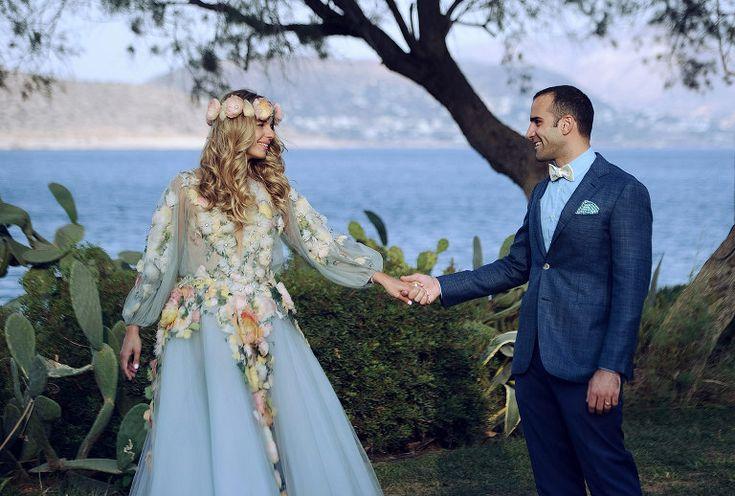 Bride and Groom. #Destination Wedding in Athens