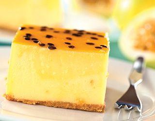 Çarkıfelekli Cheesecake. #carkifelek #carkifelekmeyvesi #passionfruit #passiflora #cheesecake #meyvelitarifler #meyvelitatlilar