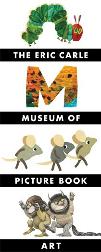 The Eric Carle Museum of Picture Book Art. Fans near Massachusetts can visit the museum at:  125 West Bay Road Amherst, MA 01002  Others will have to go online: http://www.carlemuseum.org/   Enjoy!  selected by Age of Learning