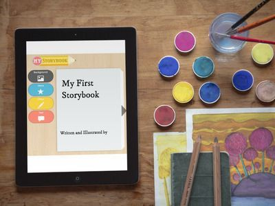 Create Your Story | My Storybook
