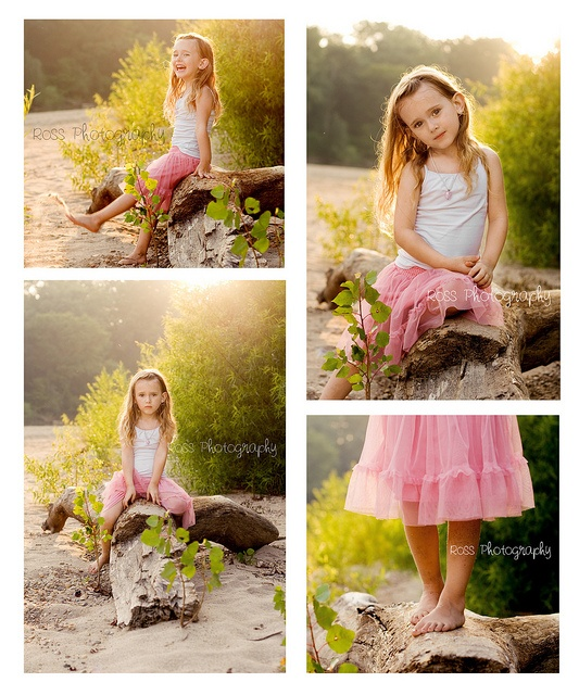 Little Girl Picture Ideas....