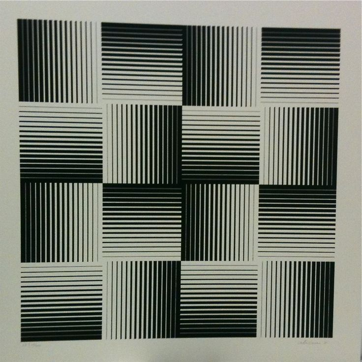 Getulio alviani op art pinterest op art illusions for Geometric illusion art