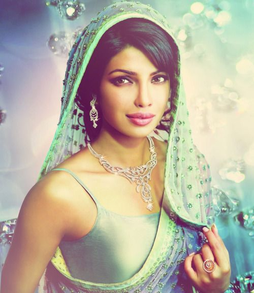 Priyanka Chopra, Former Miss World 2000 from India. She became the UNICEF Goodwill Ambassador for Child Rights on 10 August 2010. S