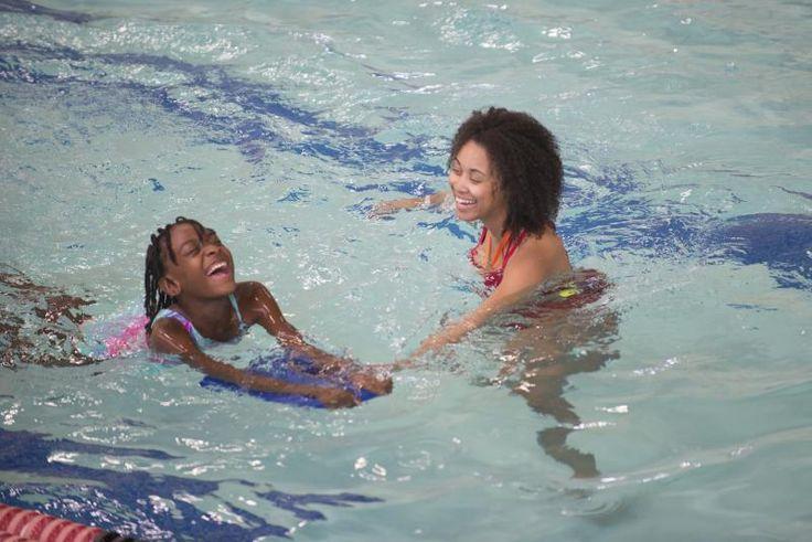 Winston Salem State University Program Helps Minority Children Learn How To Swim