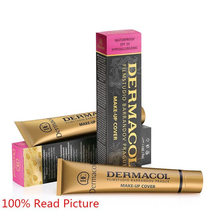 YouTube made me buy it Sharon Farrell DERMACOL HIGH COVER MAKE UP FOUNDATION SHADE 210 LEGENDARY FILM STUDIO HYPOALLERGENIC NICE