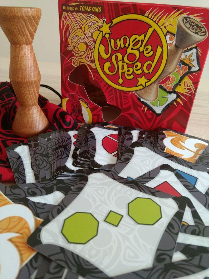 M s de 25 ideas incre bles sobre juegos de mesa en for Juego de mesa jungle speed