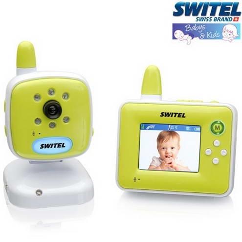 Videointerfon, BCF817, Switel    Caracteristici Videointerfon BCF817 Switel:  Videointerfon pentru bebelusi fara interferente;  Ecran LCD color de 2,4 inch;  Raza de actiune 300 m in conditii optime;