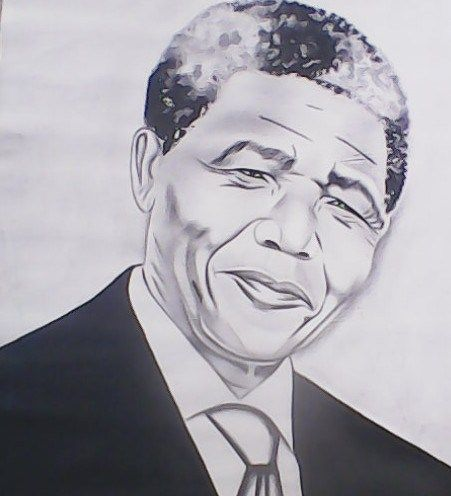 Nelson Mandela - The Portrait
