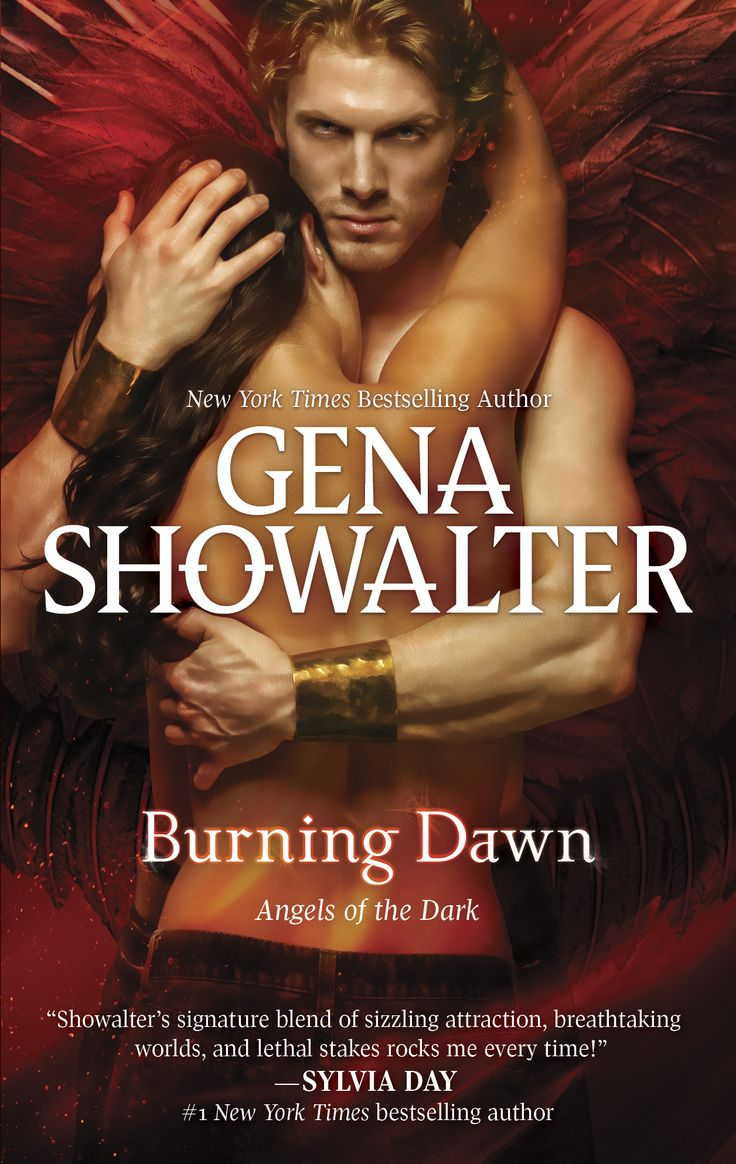 Gena Showalter Returns With A Sizzling Angels Of The Dark Tale About A  Winged Warrior Renowned