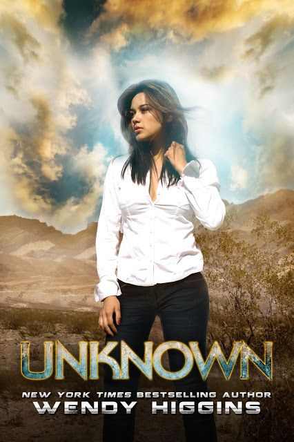 Cover Reveal: Unknown