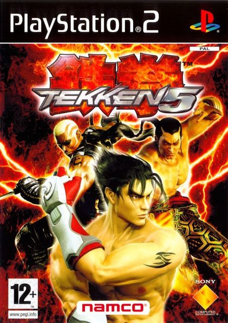 Full Version PC Games Free Download: Tekken 5 Full PC Game Free Download
