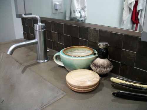 44 best f f residential projects images on pinterest for Bath remodel asheville nc