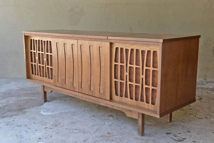 Awesome Morse HiFi Stereo Console | Furniture And Lighting | Pinterest |  Consoles, Mid Century Modern And Mid Century