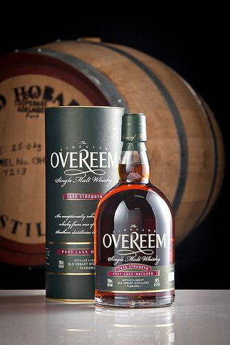 Overeem Single Malt Whisky...  Check out Gentleman's Cabinet and their Whisky and Cigar Master Classes all around Australia www.gentlemanscabinet.com.au