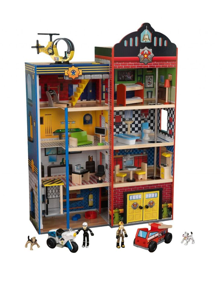 Dollhouses For Boys & Why Get A Doll House for a Boy