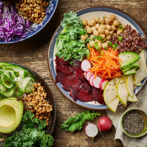 plant based diet mast cell