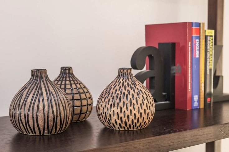 Decorate empty spaces with these #urban #safari #inspired ornaments, from the Ausbuild, Bellfield display home.