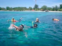 amazing honeymoon on gili trawangan lombok diving