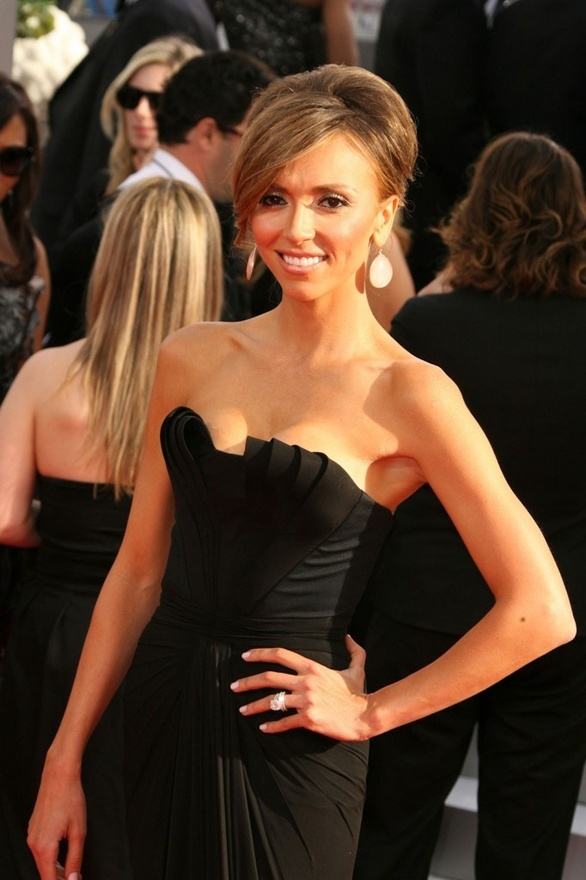 LOVE Giuliana--such an inspiration to women! I just love her!!